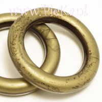 Metallook Ring Brons 44 mm